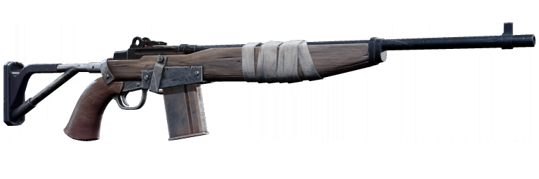 Assault Rifle - Basic Long Gun Weapons - Remnant From the Ashes