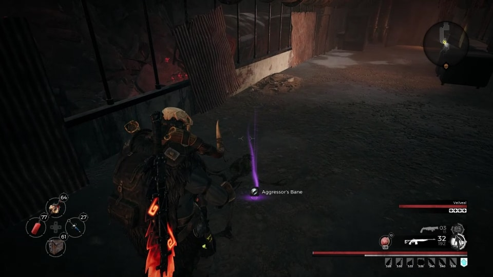 Chapel Station - Purps 3 - Agressor's Bane - The Root Mother Earth Event Guide - Remnant From the Ashes