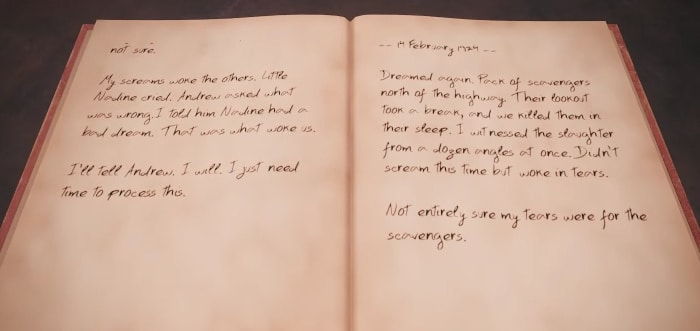 Evelyn Ceder's Journal (Book) - Page 2 - The Root Mother Earth Event Guide - Remnant From the Ashes