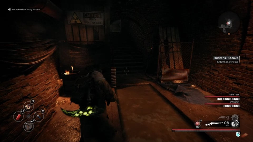Hunter's Hideout - End Door - Earth Event Guide - Remnant From the Ashes