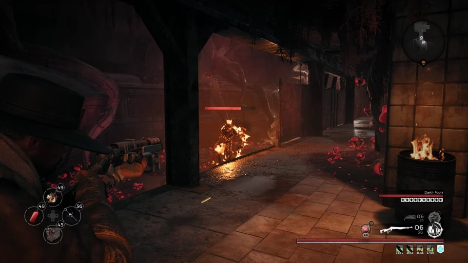 Immolator - Chapel Station - The Root Mother Earth Event Guide - Remnant From the Ashes (Video Game)