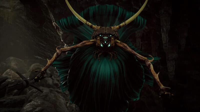 Ixilis - Corsus World Boss - Remnant From the Ashes (Video Game)