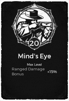 Mind's Eye - Level 20 Passive Trait Card - Remnant From the Ashes (Video Game)