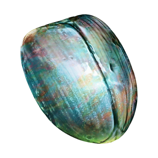 The Opalescent Shell quest item in Remnant: From the Ashes.