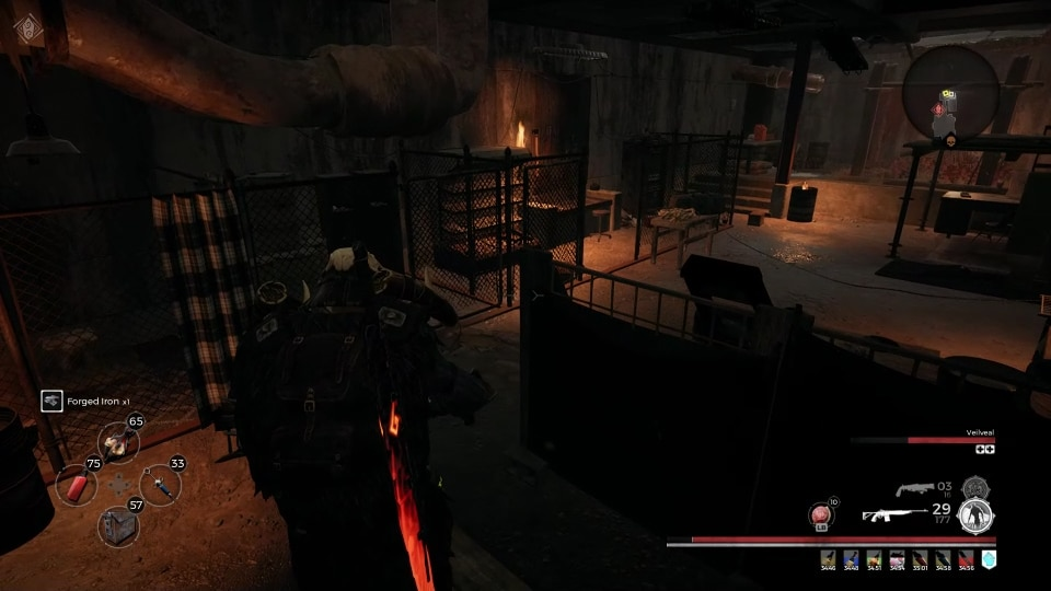 Safehouse 4 - Inside Room - Hunter's Hideout Earth Event Guide - Remnant From the Ashes