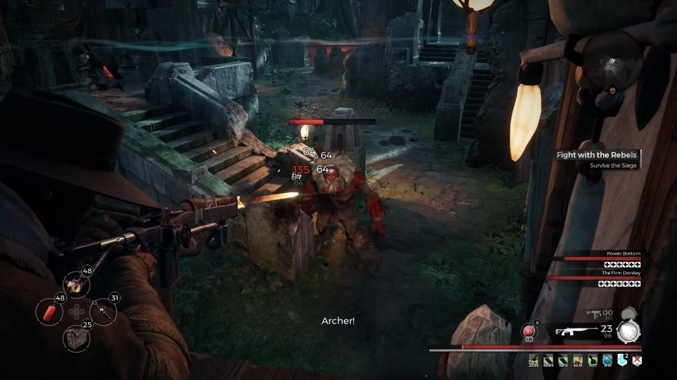 Shrine of The Immortals - Fighting - Yaesha Event Guide - Remnant From the Ashes