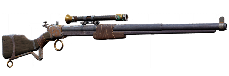 Sniper Rifle - Basic Long Gun Weapons - Remnant From the Ashes