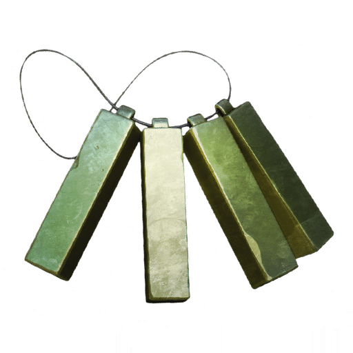 The Talisman Of Perseverance amulet in Remnant: From The Ashes.