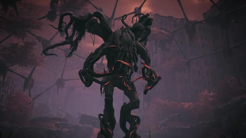 The Ent - Earth World Boss - Remnant From the Ashes (Video Game)