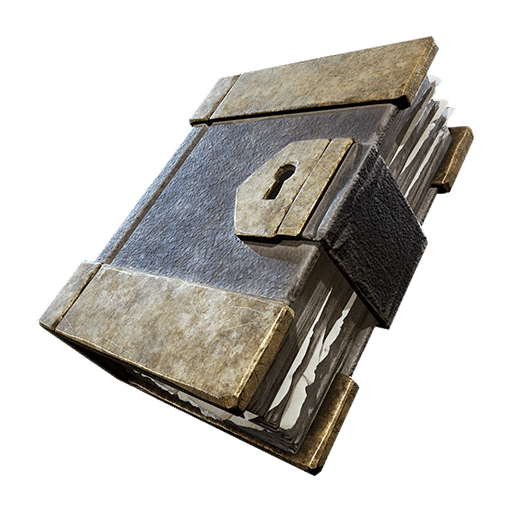 The Tome of Knowledge item that grants an additional skill point when picked up, in Remnant: From the Ashes.
