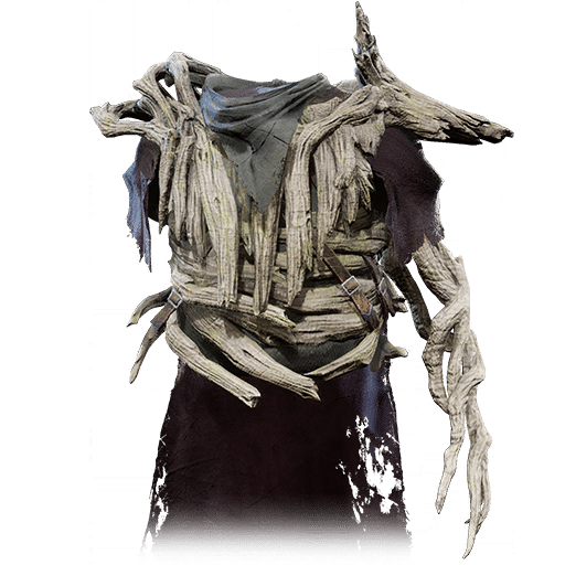 The Twisted Cage chest piece, part of the Twisted Armor Set of equipment items in the video game, Remnant: From the Ashes.