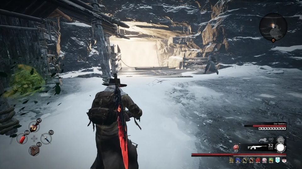 Wuthering Keep Entrance - Rescue the Baby Krall - Reisum Event Guide - Remnant From the Ashes